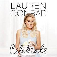 Lauren Conrad 'Celebrate' Book