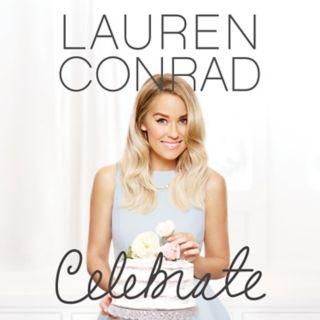 """Lauren Conrad """"Celebrate"""" Book"""