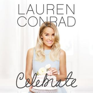 "Lauren Conrad ""Celebrate"" Book"