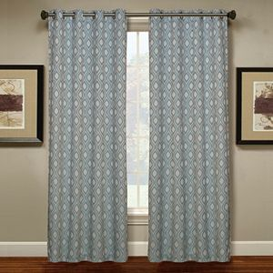 Spencer Home Decor 1 Panel Page Window Curtain