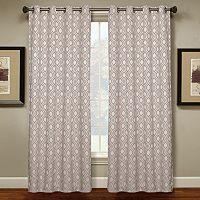 Spencer Home Decor Teardrop Window Curtain