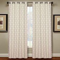 Spencer Home Decor Teardrop Window Curtain