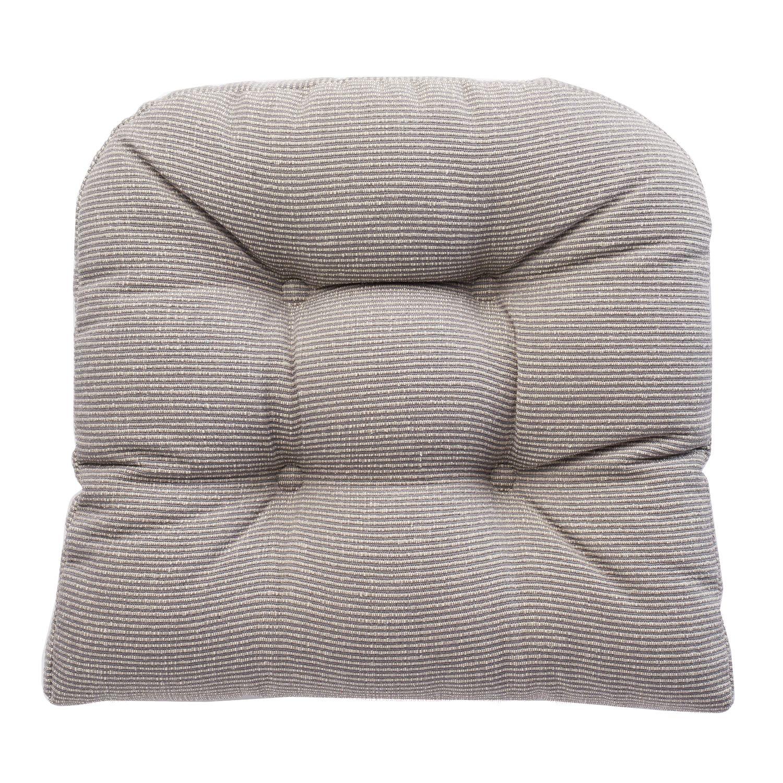 Food Network™ Venus Gray Chair Pad