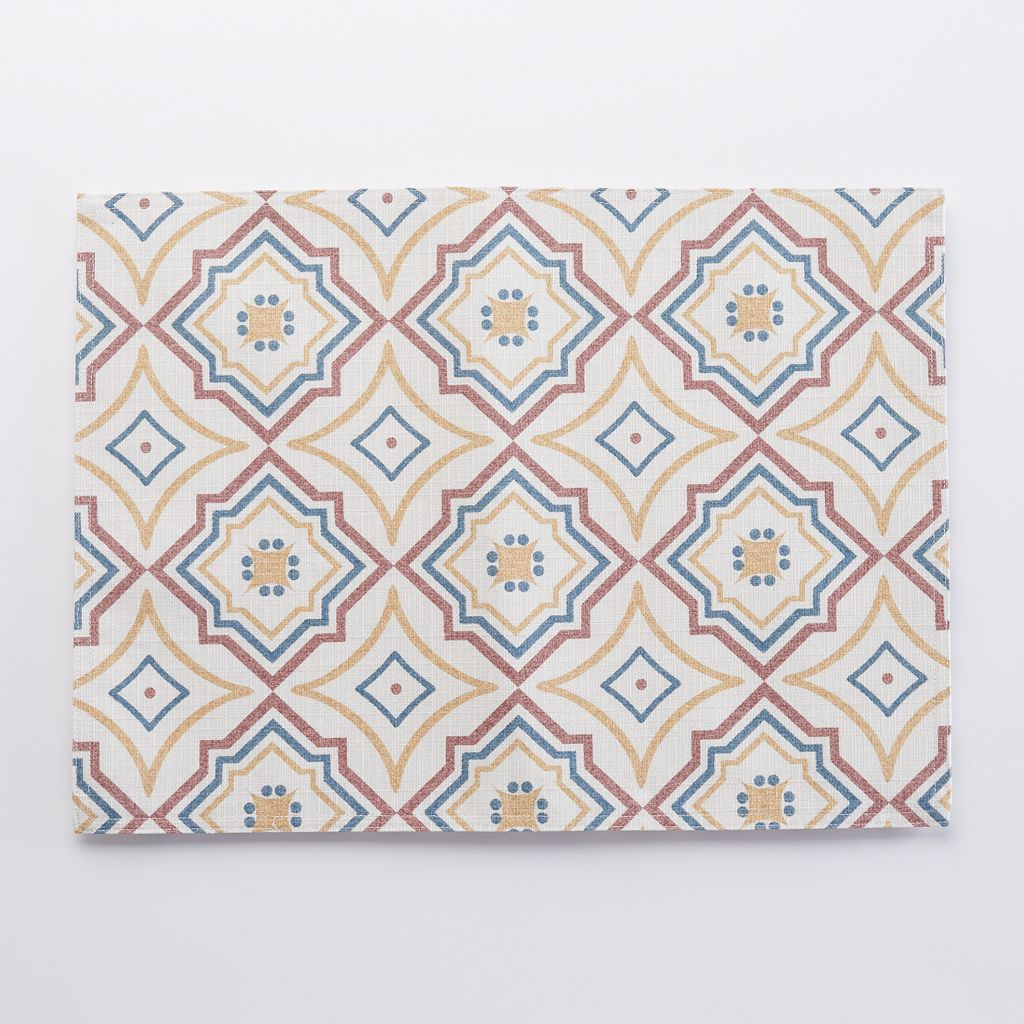 Food Network™ Giant Geo Placemat