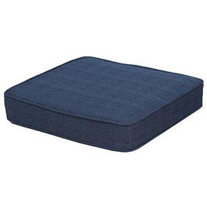 Sonoma Goods For Life® Presidio Indoor/Outdoor Reversible Ottoman Cushion