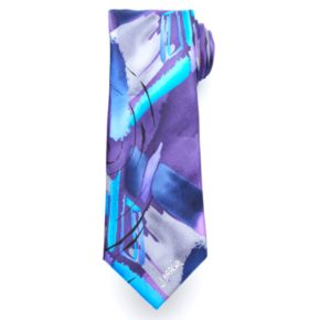 Jerry Garcia Aztec Objects Tie - Men