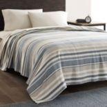 Eddie Bauer Herringbone Stripe Blanket