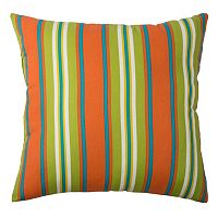 Rizzy Home Colorful Stripe Throw Pillow