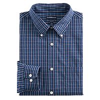Men's® Croft & Barrow Regular-Fit Wrinkle-Resistant Easy Care Dress Shirt