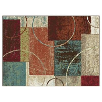 KHL Rugs Deco Conner Geometric Rug