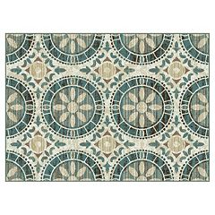 KHL Rugs Deco Tegan Medallion Rug