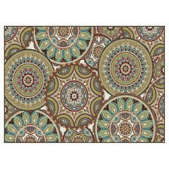 KHL Rugs Deco Ashton Medallion Rug