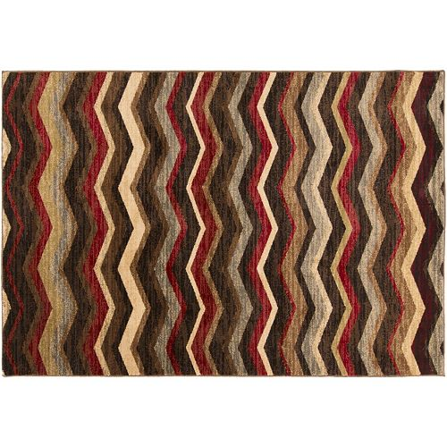 Decor 140 Kiruna Chevron Rug