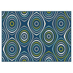 KHL Rugs Garden City Quinn Geometric Indoor Outdoor Rug