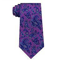 Croft & Barrow® Madras Patterns Tie - Men