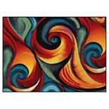 KHL Rugs Symphony Susan Abstract Rug