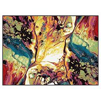 KHL Rugs Symphony Soleil Abstract Rug