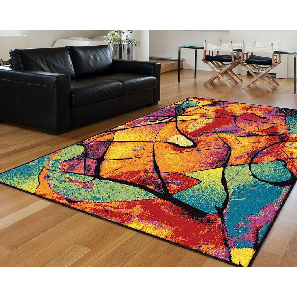 KHL Rugs Symphony Lyric Abstract Rug