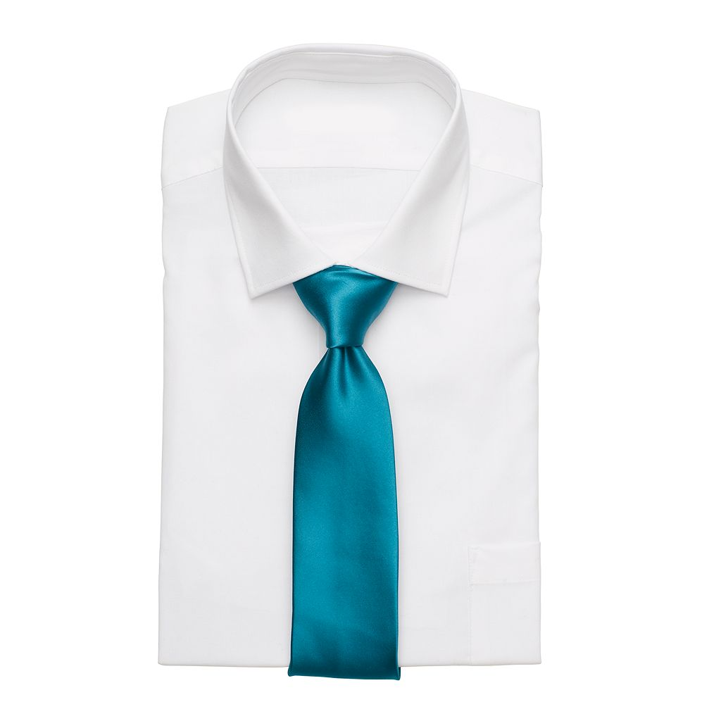 Men's Croft & Barrow® Solid Satin Tie