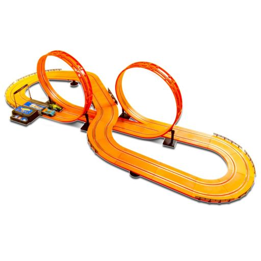 Hot Wheels Electric 20.7-ft. Slot Track