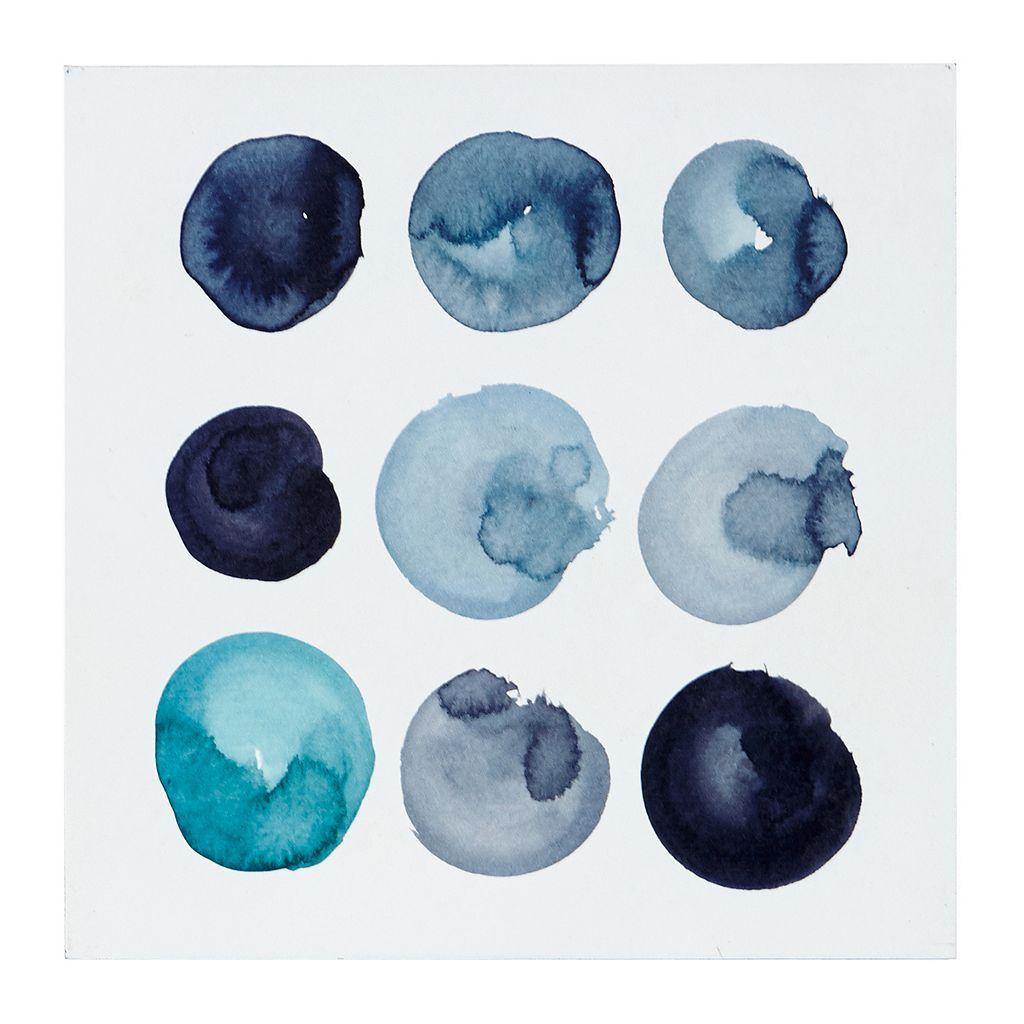 Ink + Ivy Monochrome Trio Wall Art 3-piece Set