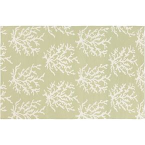 Decor 140 Beaumaris Coastal Coral Wool Rug