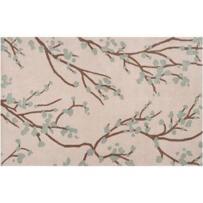 Decor 140 Betula Floral Rug