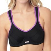Triumph Bra: Endurance High-Impact Full-Figure Underwire Sports Bra 83988