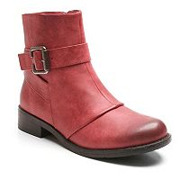 Kisses by 2 Lips Too Too Johnny Women's Ankle Boots