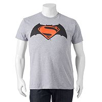 Big & Tall Batman v Superman: Dawn of Justice Shield Tee