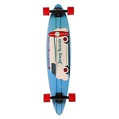 Jersey Boards Surf Van Pintail Longboard