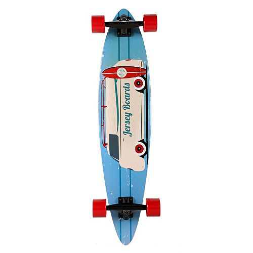 Jersey Boards Surf Van Pintail Longboard