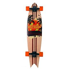 Jersey Boards Sunset Swallowtail Longboard