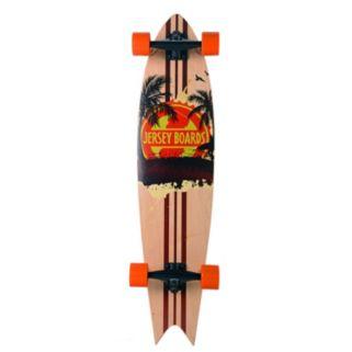 Jersey Boards Sunset Swallowtail Longboard