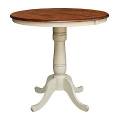 International Concepts 36' Round Pedestal Dining Table