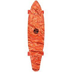 Jersey Boards Retro Bacon Kicktail Longboard