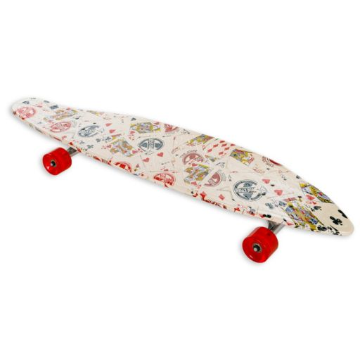 Jersey Boards Retro Cards Kicktail Longboard