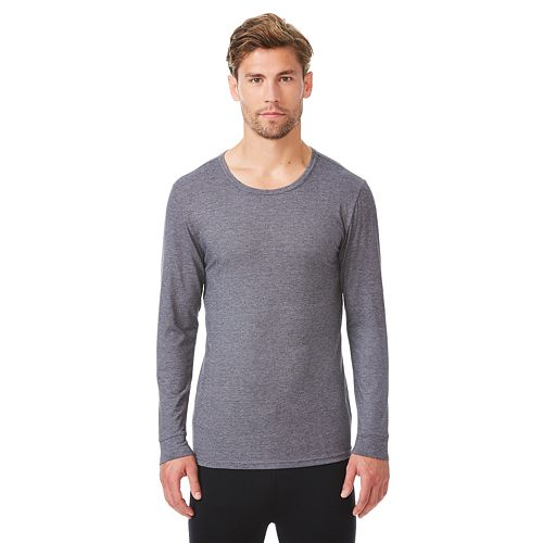 Men's Heat Keep Performance Base Layer Crewneck Tee