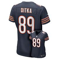 Women's Nike Chicago Bears Mike Ditka Game NFL Replica Jersey