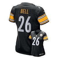 Women's Nike Pittsburgh Steelers Le'Veon Bell Game NFL Replica Jersey