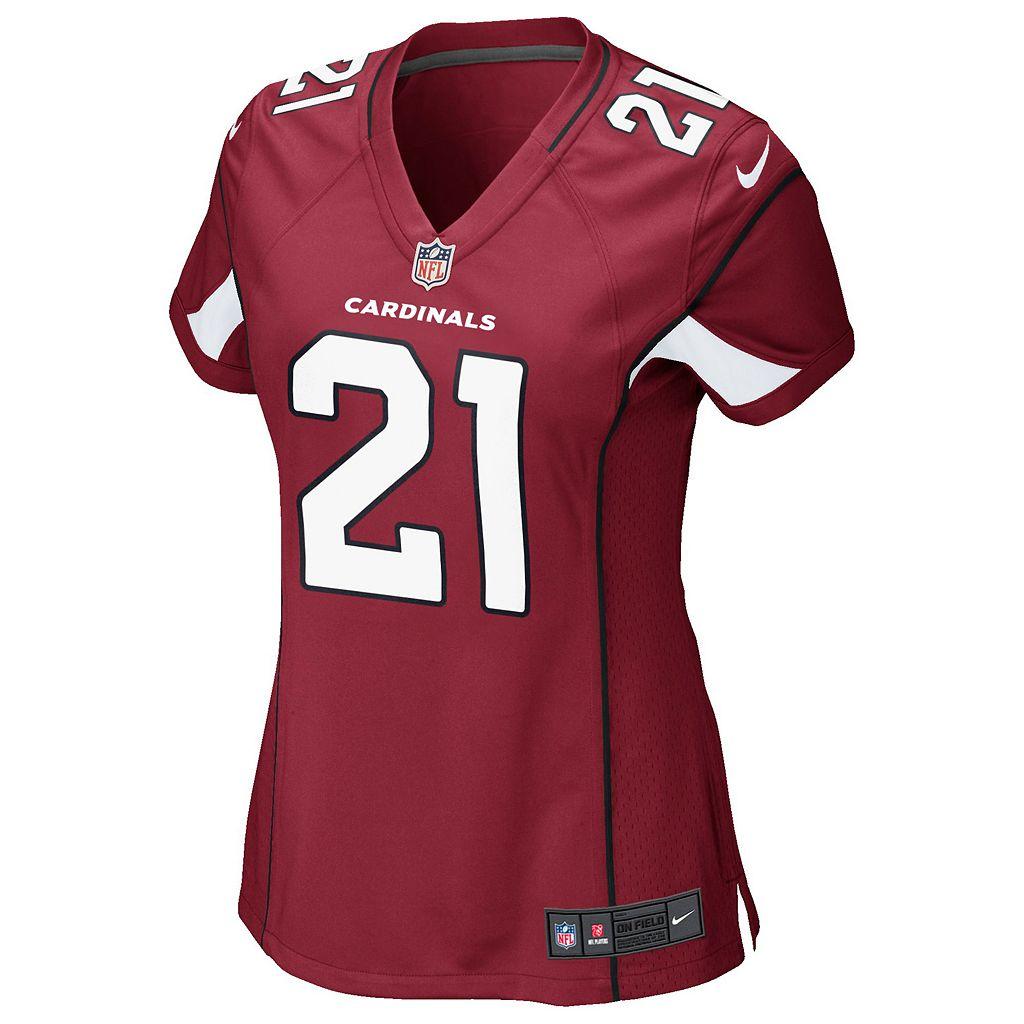 Women's Nike Arizona Cardinals Patrick Peterson Game NFL Replica Jersey