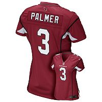 Women's Nike Arizona Cardinals Carson Palmer Game NFL Replica Jersey