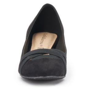 Croft & Barrow® Women's Ortholite Pointed-Toe High Heels