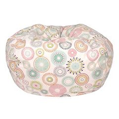 Small Starburst Pinwheel Bean Bag Chair