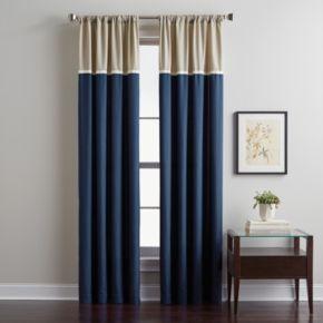 CHF Accolade Colorblock Window Curtain