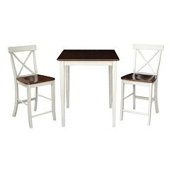 International Concepts 30' x 30' Gathering Dining 3-piece Set