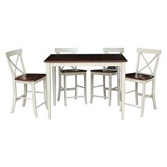 International Concepts 30' x 48' Gathering Dining 5 pc Set