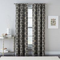 CHF Powersave Casbah Trellis Energy Window Curtain