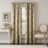 CHF 1-Panel Powersave Chantel Print Energy Window Curtain
