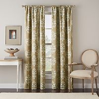 CHF Powersave Chantel Print Energy Window Curtain